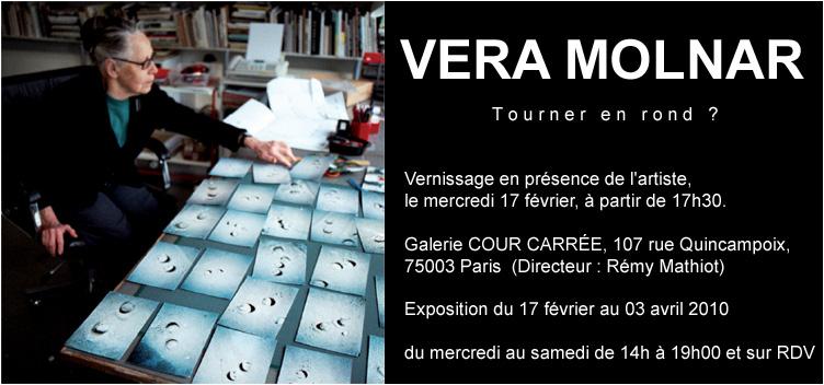 Exposition /// Paris /// COUR CARREE du 17 février au 03 avril 2010